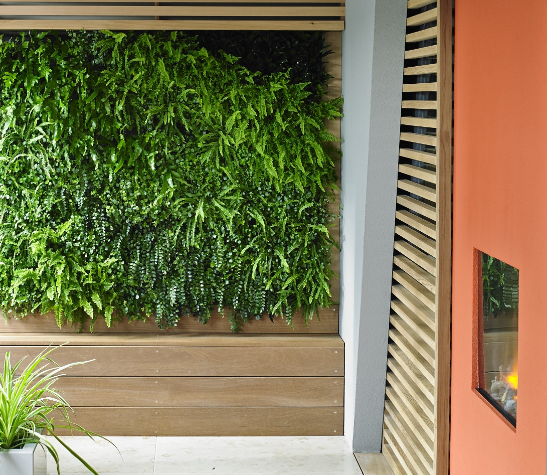 Indoor Green Wall Mark Laurence 39 S Blog
