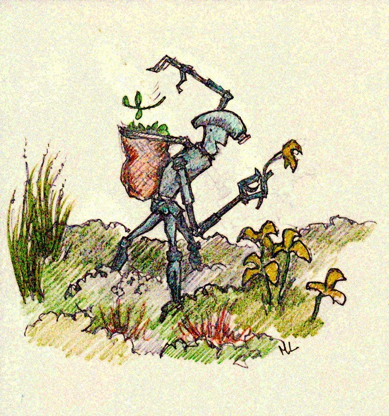 horticultural robot