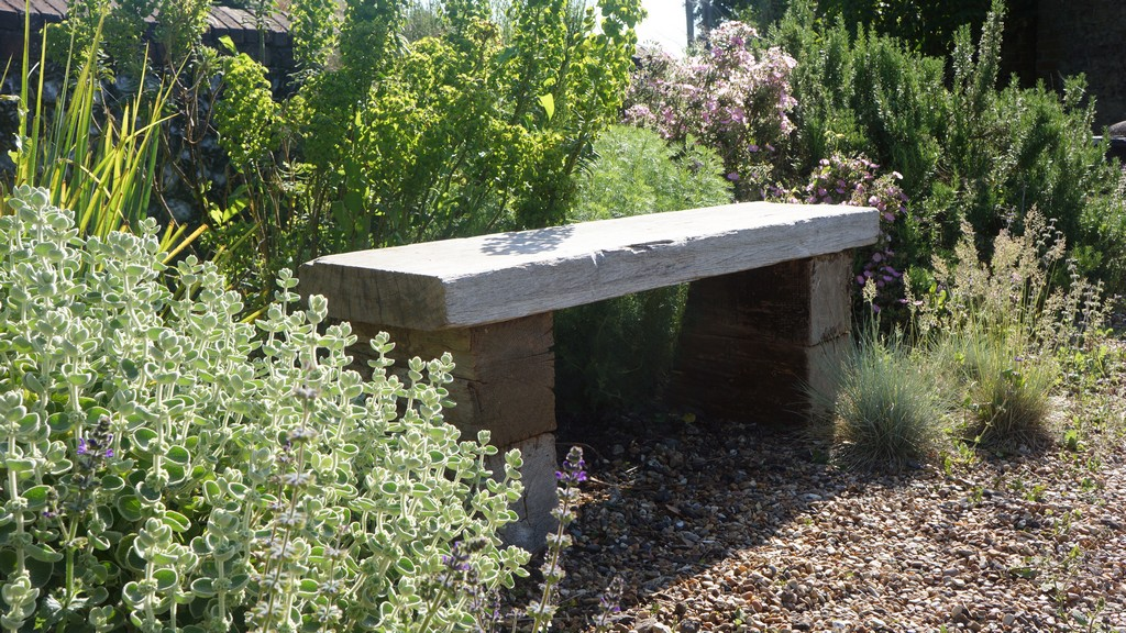 Mark Laurence's gravel garden